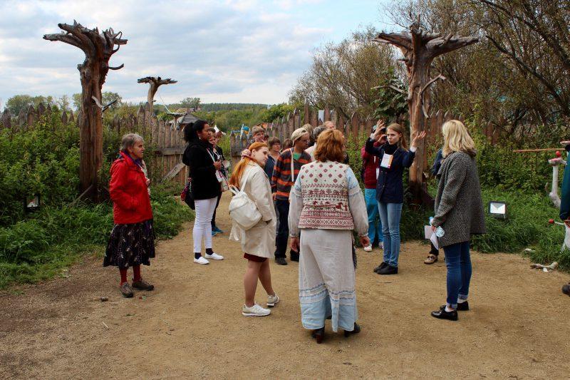 Экскурсии в Екатеринбурге на иностранном языке